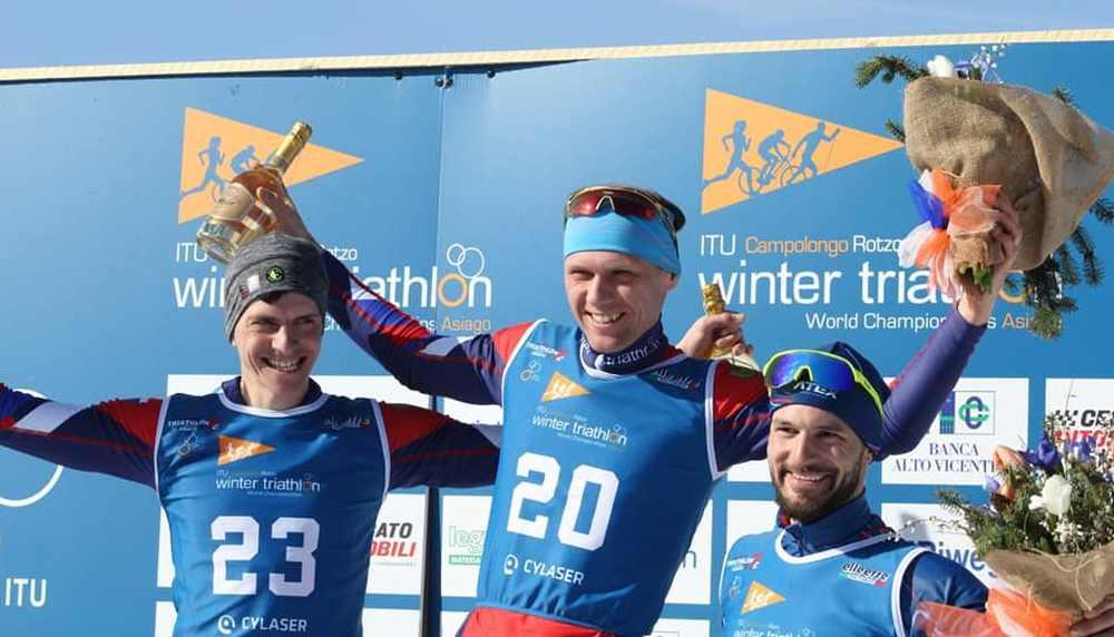 2019-02-09/10 ITU Winter Triathlon World Championships
