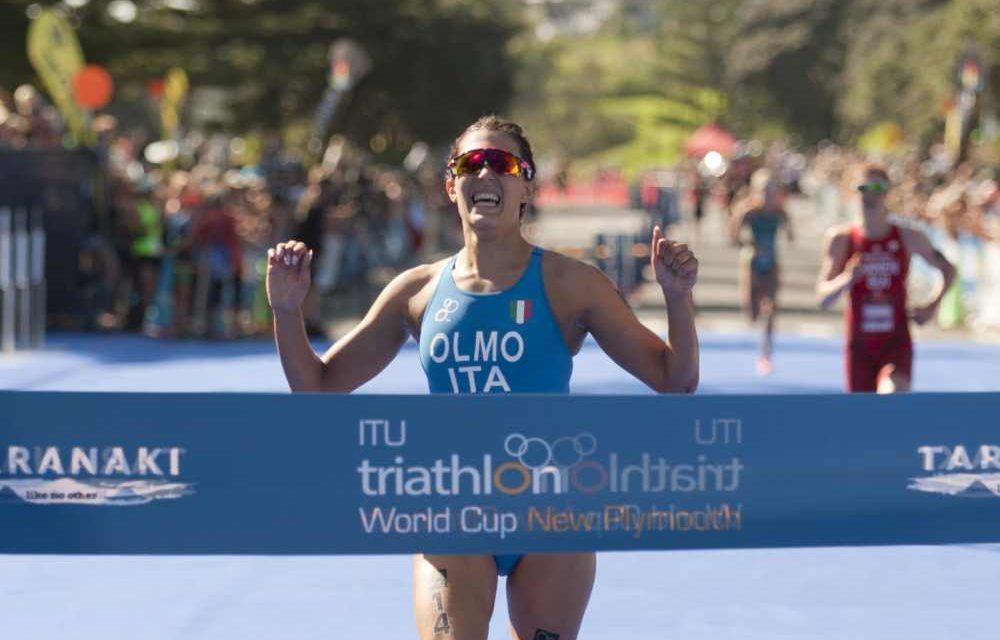 2019-03-31 New Plymouth ITU Triathlon World Cup