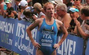 L'azzurra Anna Maria Mazzetti si è classificata sesta nell'ITU Triathlon World Cup Mooloolaba 2019.