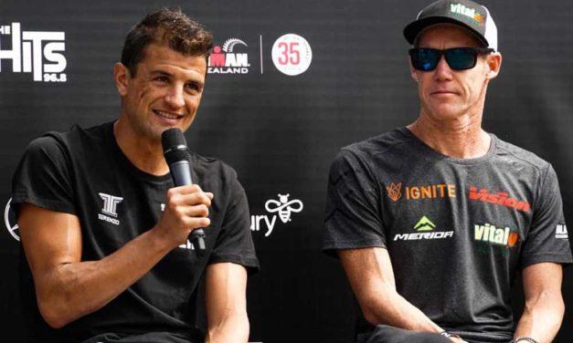 """Ironman New Zealand, una """"faccenda"""" tra Cameron Brown, Terenzo Bozzone e Braden Currie"""