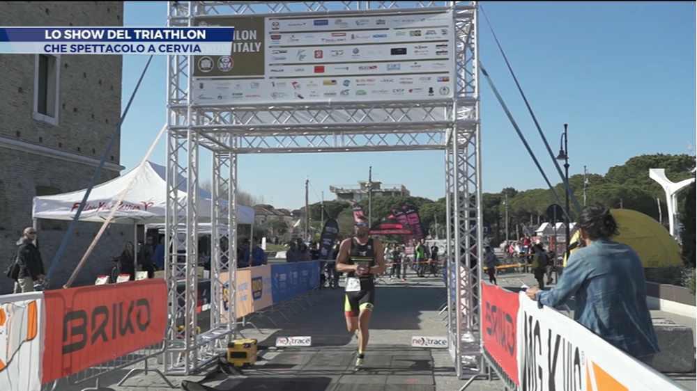 Il Triathlon Show Italy su Italia 1!