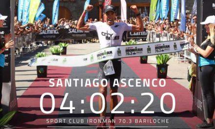 2019-03-10 Ironman 70.3 Bariloche