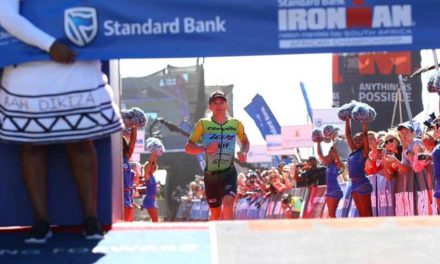 2019-04-07 Ironman African Championship South Africa