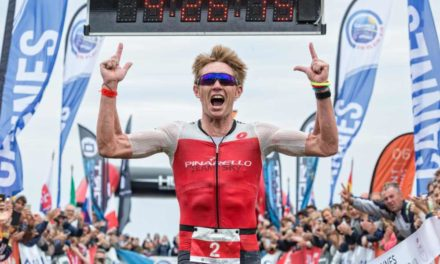 Camilla Pedersen e Cameron Wurf regina e re del 6° Cannes International Triathlon