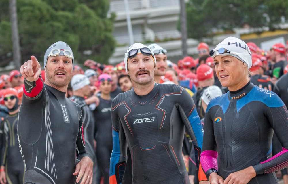 La fotogallery del Cannes International Triathlon 2019