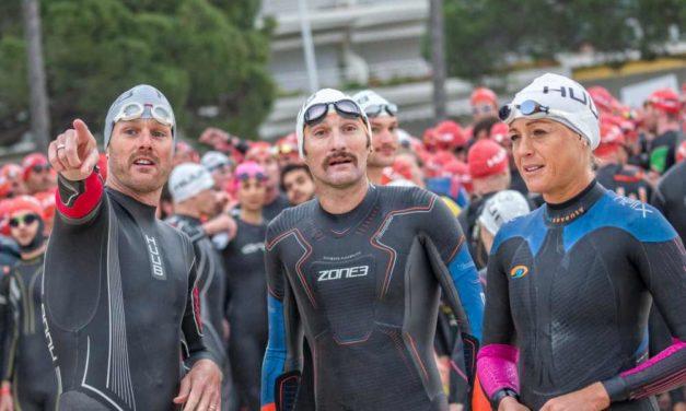 La fotogallery del Cannes International Triathlon 2019