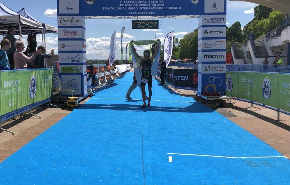 2019-04-28 Triathlon Olimpico Eco Race Milano