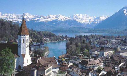 L'Ironman Switzerland cambia sede: nel 2020 da Zurigo si trasferirà a Thun