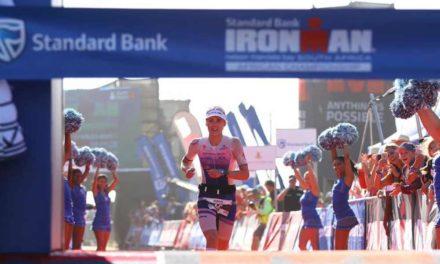 Lucy Charles e Ben Hoffman dominano l'Ironman South Africa. Tra i top 10 Federica De Nicola e Giulio Molinari
