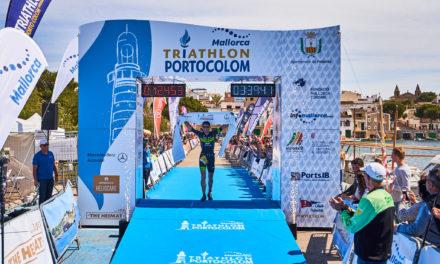 Domenico Passuello vince l'International Triathlon de Portocolom 2019!