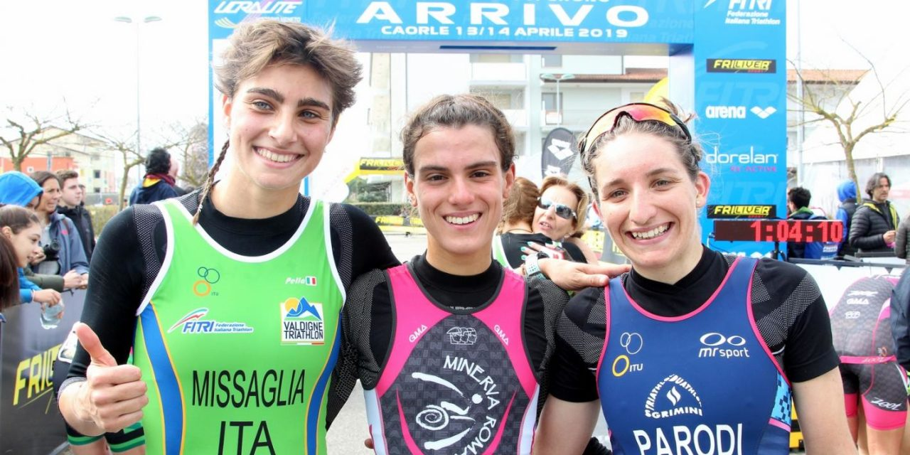 2019-04-13/14 Campionati Italiani Duathlon Caorle