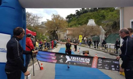 2019-04-14 Triathlon Sprint della Palma