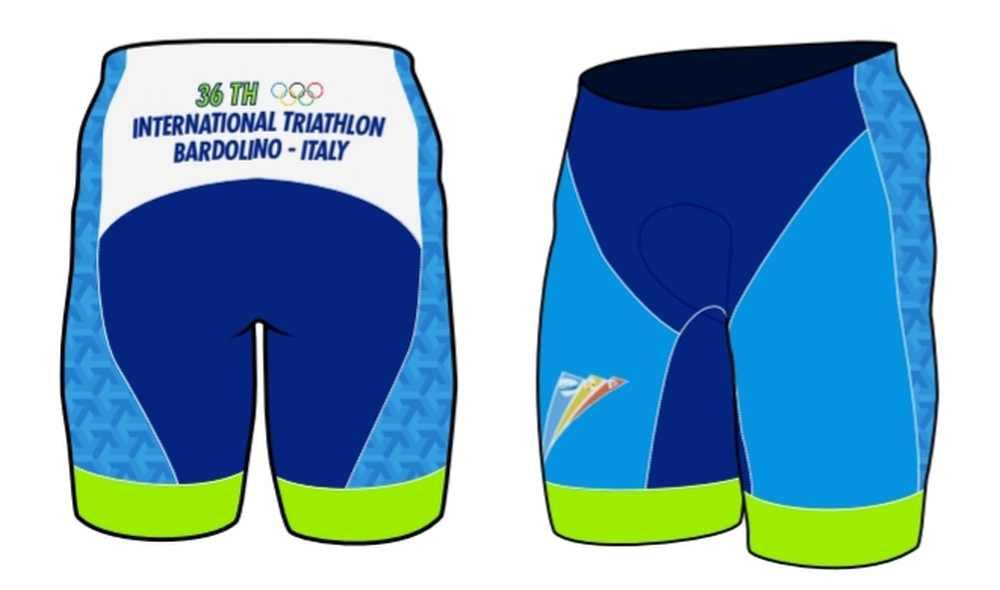 Il pantoloncino in Teflon del Triathlon di Bardolino