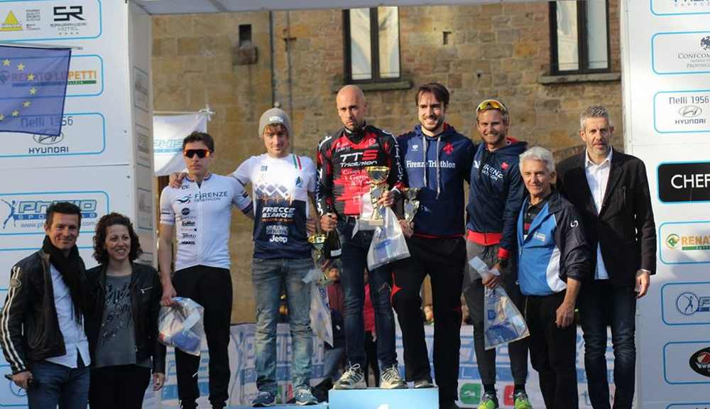 2019-03-24 Duathlon Sprint nelle Città Medievali – Volterra
