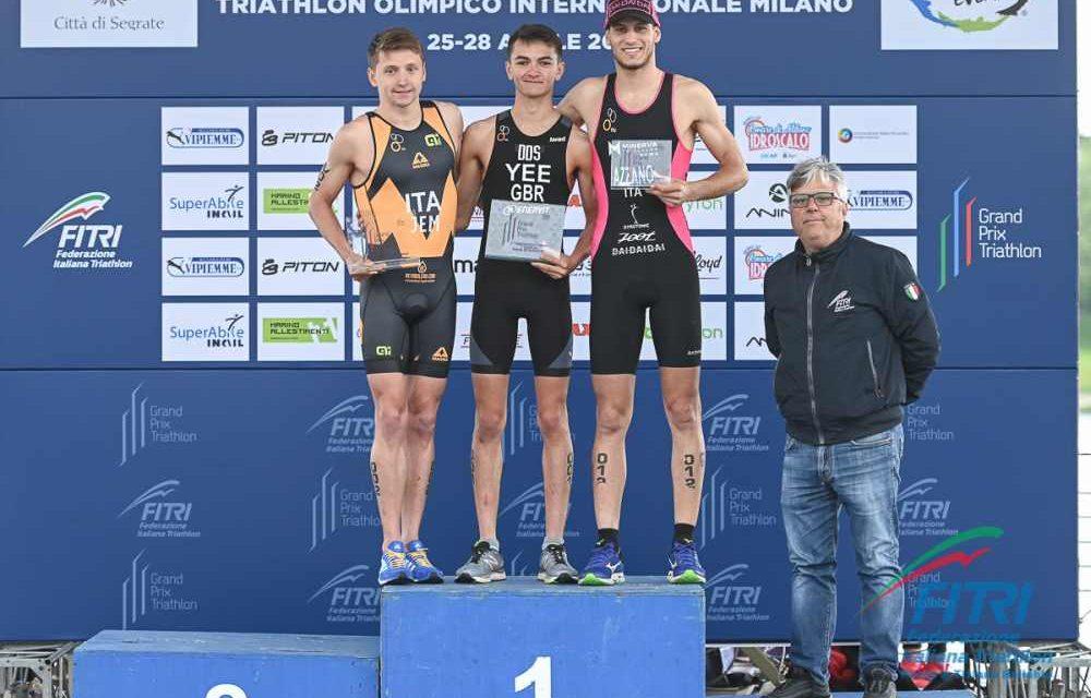 2019-04-25 Grand Prix Triathlon Milano