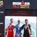 Domenico Passuello è terzo nell'Ironman 70.3 Marbella, vinto dal tedesco Andreas Dreitz. Secondo il britannico Alistair Brownlee.