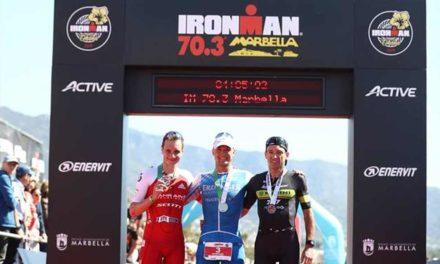 Ironman 70.3 Marbella: la conferma di Passuello e il ritorno di Bernardi