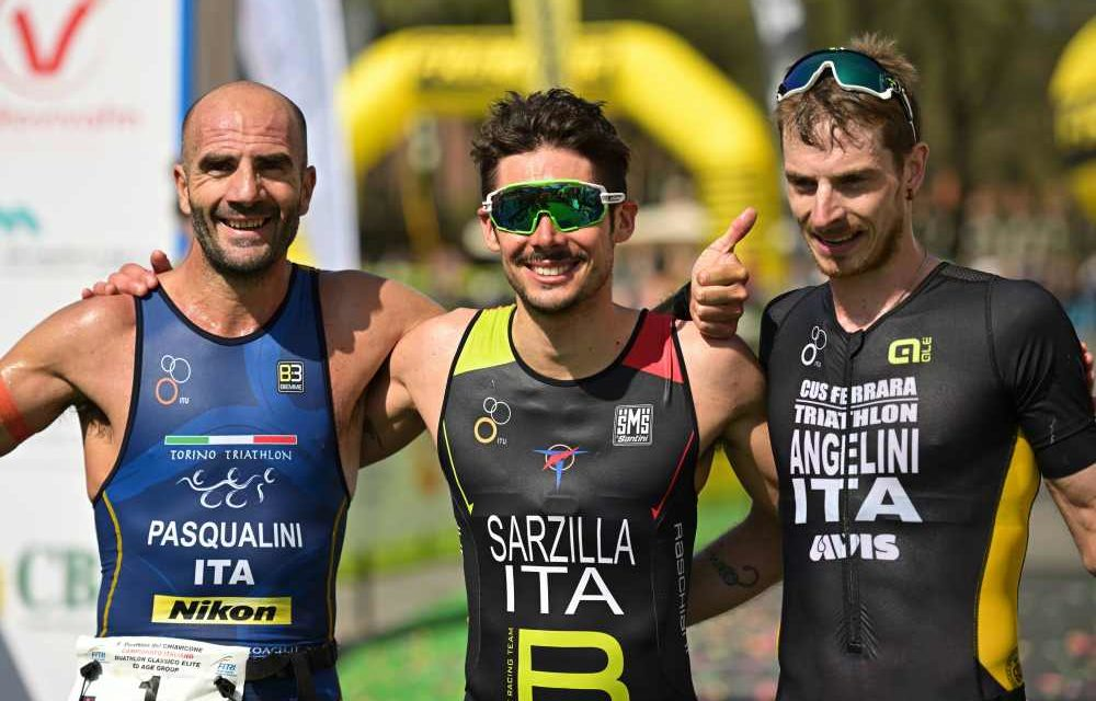 2019-03-31 Campionati Italiani di duathlon classico