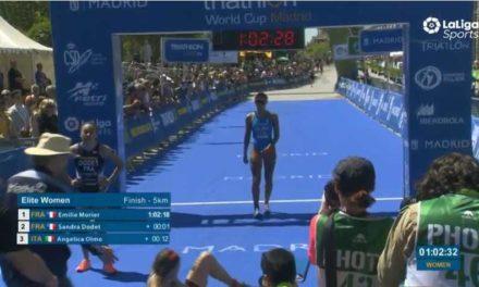 2019-05-05 Madrid ITU Triathlon World Cup