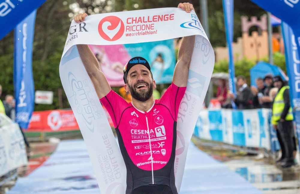 Mattia Ceccarelli vince il Challenge Riccione 2019