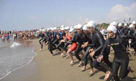 Campionato Italiano di aquathlon, starting list e programma