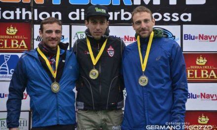 2019-04-23 Iron Tour Cross Mtb Golfo del Barbarossa
