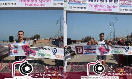 2019-04-25 Triathlon Sprint Fiumicino