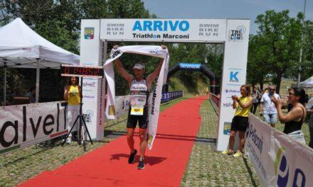 2019-06-09 Triathlon Marconi Bologna
