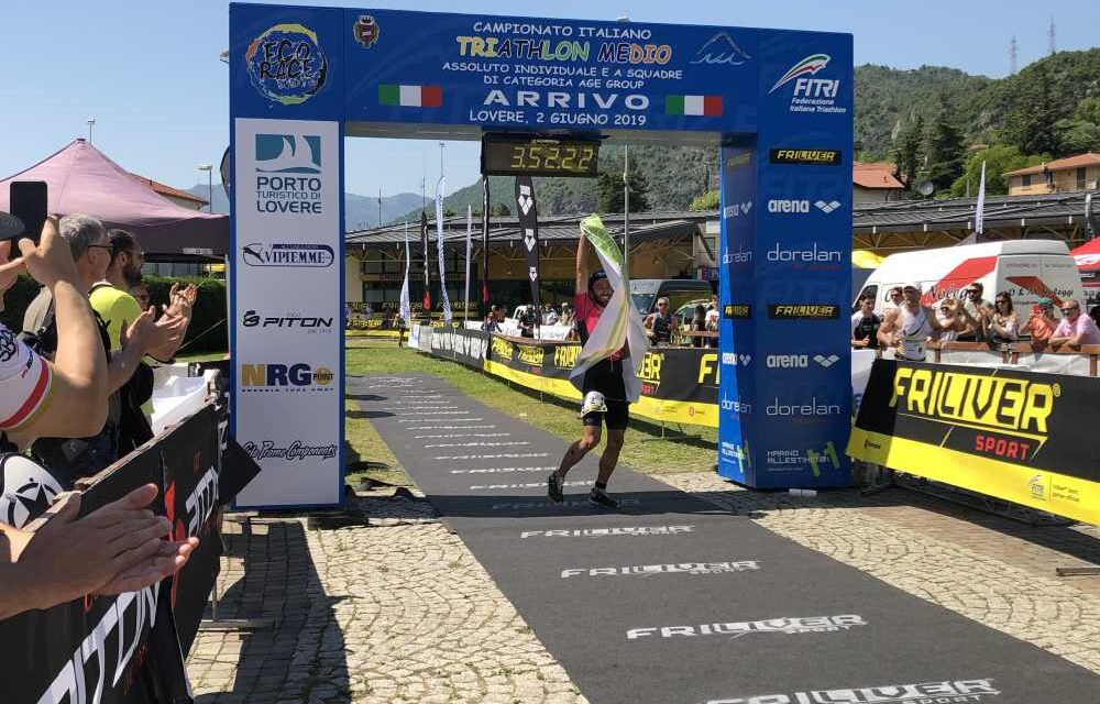 2019-06-02 Campionati Italiani di triathlon medio