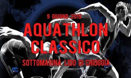 2019-06-09 Aquathlon Classico Città di Chioggia