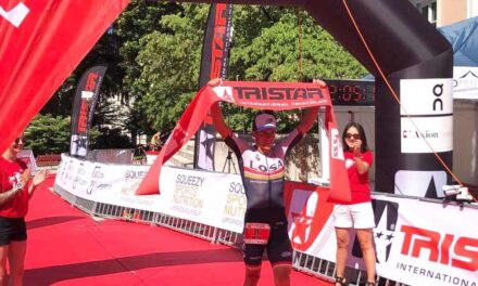Matteo Fontana domina il 1° TriStar Switzerland
