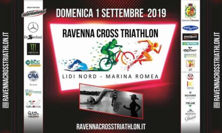 Il 1° settembre? C'è il 1° Ravenna Cross Triathlon!