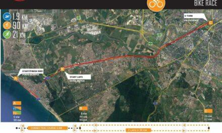 """Revolution Triathlon Internazionale di Roma: i percorsi del """"middle distance"""""""
