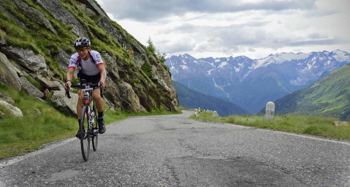 E' tempo di StoneBrixiaMan, il triathlon estremo dal Lago d'Iseo a Passo Paradiso