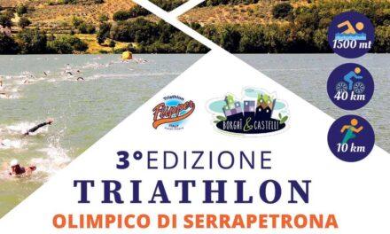 Triathlon Olimpico di Serrapetrona: il 28 luglio si corre la terza edizione