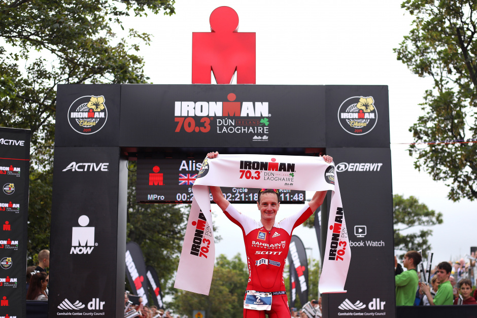 Alistair Brownlee domina l'Ironman 70.3 Dun Laoghaire 2019 (Foto ©Getty Images for IRONMAN).