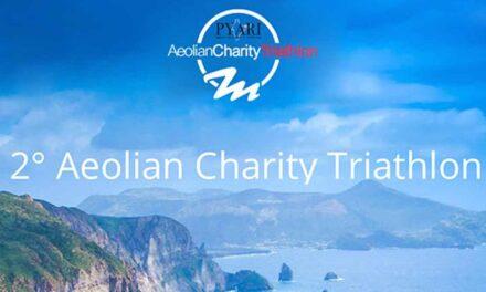 Aeolian Charity Triathlon, la gara che fa (del) bene, nel magnifico scenario delle Eolie