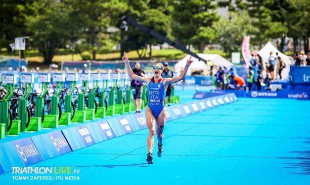 Tokyo, nel test preolimpico, Alice Betto è splendida seconda! Vince Duffy… dopo la squalifica di Learmonth e Taylor-Brown