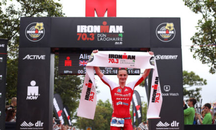 Alistair Brownlee vince l'Ironman 70.3 Dun Laoghaire