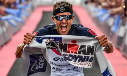 L'urlo di Frodeno: il tedesco vince (anche) l'Ironman 70.3 Gdynia. Molinari è 5°, Santimaria 7^