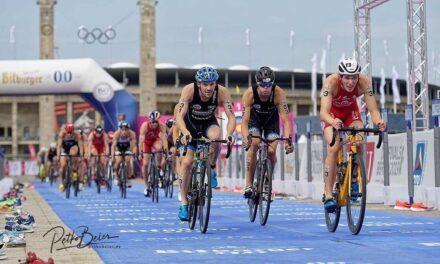 Patrick Lange va… di corsa anche nel triathlon sprint