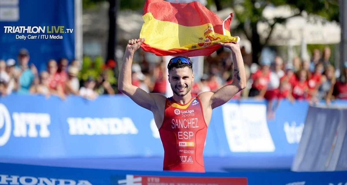 La francese Morier e lo spagnolo Sanchez vincono l'ITU Triathlon World Championship Under 23