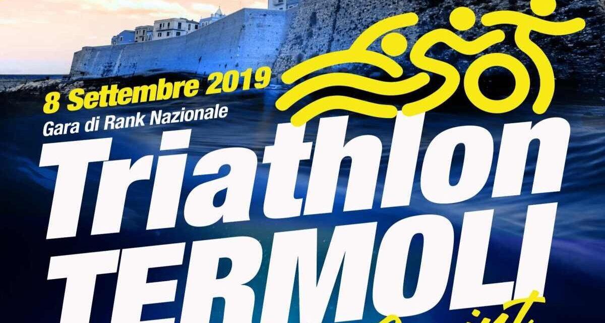 Triathlon Città di Termoli, inizia il countdown. Percorsi e programma di una gara da non perdere