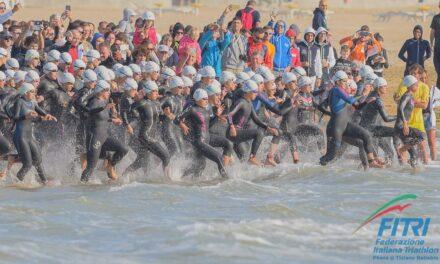Tricolori di triathlon sprint e mixed relay 2+2, ma anche Coppa Crono e Age Group Party: starting list, percorsi e programma
