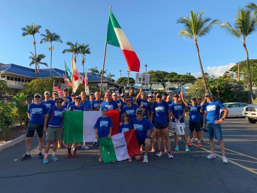 Ironman Hawaii 2019, l'Italia alla parata delle Nazioni