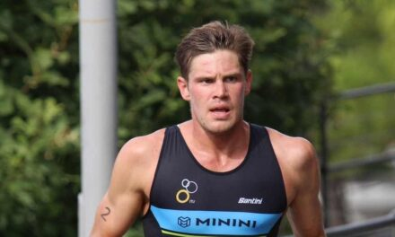 Triathlon di Lerici: il ritorno di Marcello Ugazio in una gara che regala emozioni e spettacolo