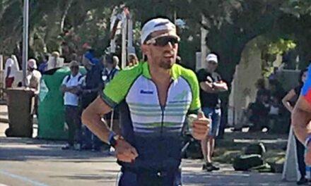 """Marco Mangiarotti al traguardo di Cervia: """"Io,  diabetico tipo 1, ho fatto un Ironman in un tempo stratosferico! Sono la prova che si può!"""""""