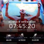 Alistair Brownlee vince l'Ironman Western Australia 2019 facendo segnare il nuovo record della manifestazione e staccando il biglietto per Kona 2020.