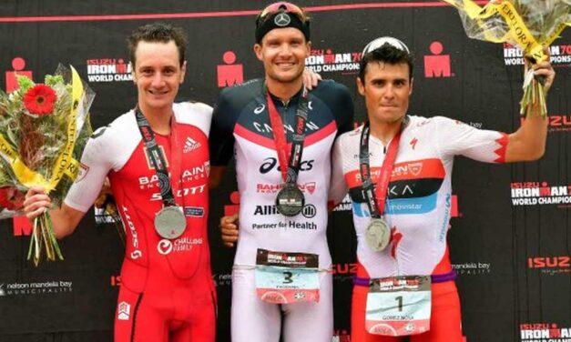 Ironman 70.3 Bahrain: al via Ryf, Frodeno, Gomez, Bronwlee e Blummenfelt