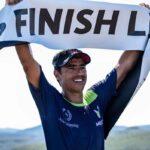 Thiago Menuci si aggiudica il Fodaxman Extreme Triathlon 2019.